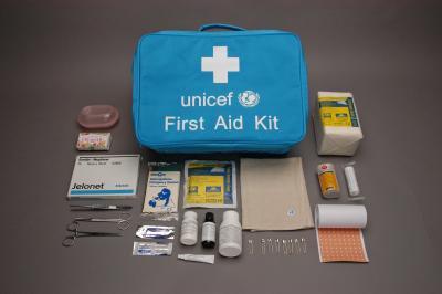 Førstehjælp bandager Syrien forsyninger