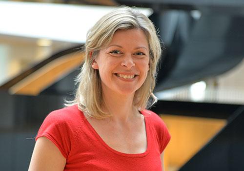 Ida Bach Ljunggren Partnership Manager LEGO Novo Nordisk fonde