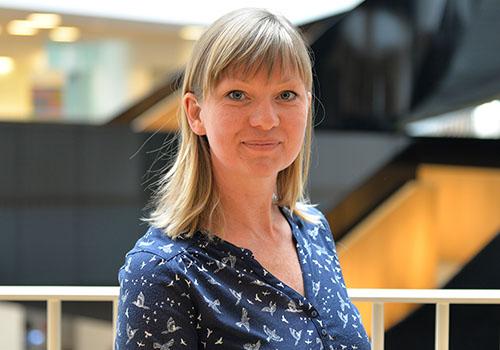 Johanna Diness fondskoordinator