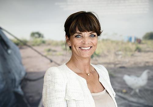 Charlotte Bøie UNICEF Danmark