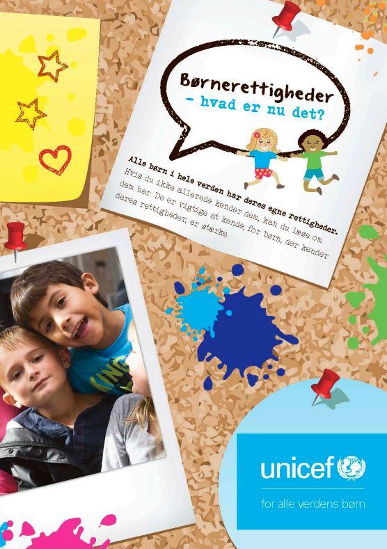 Børnerettighedsfolder