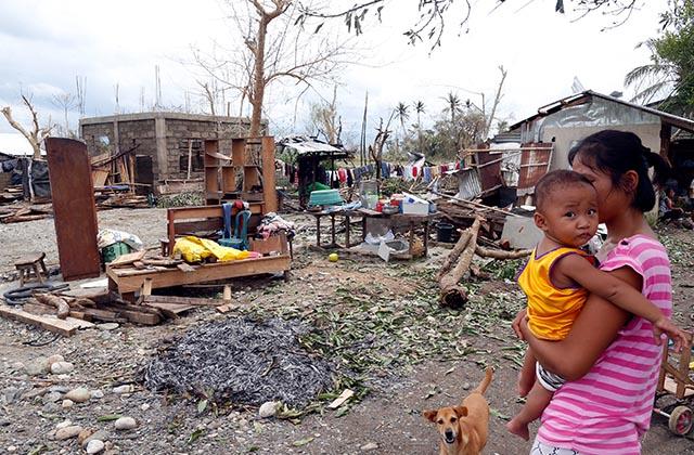Livet kan forandre sig på et øjeblik. Du kan hjælpe børn, der pludselig mister ALT på grund af en katastrofe.