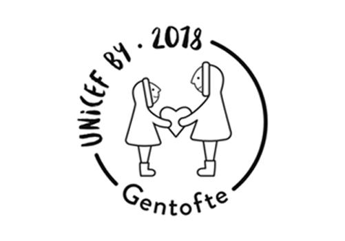 Gentofte Kommune er årets UNICEF By i 2018. Hele året samler hele kommunen – børn, voksne, foreninger, netværk og virksomheder – penge ind til UNICEFs arbejde.