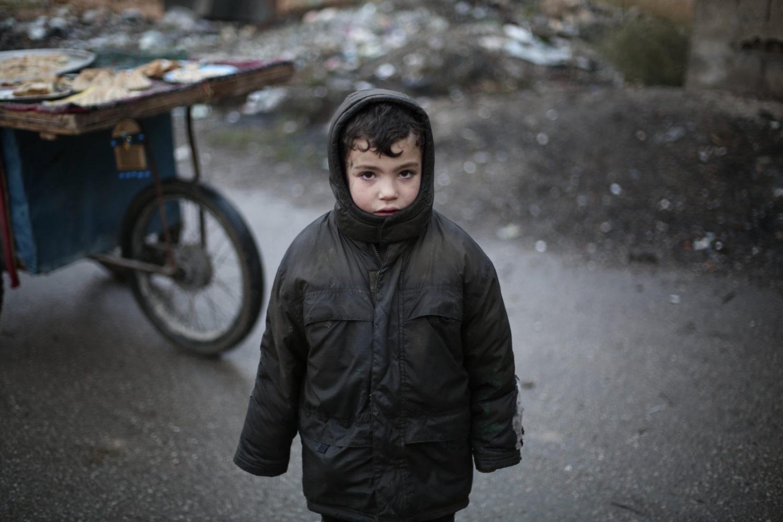 FN-rapport: Grov tilsidesættelse af børns liv og rettigheder i Syrien