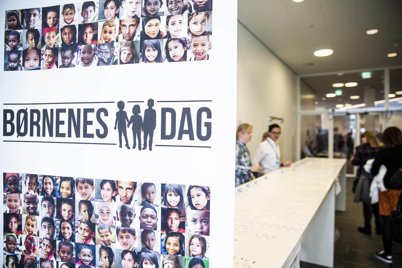 Børnenes Dag blev afholdt i FN-byen. Foto: Lise Balsby/2018