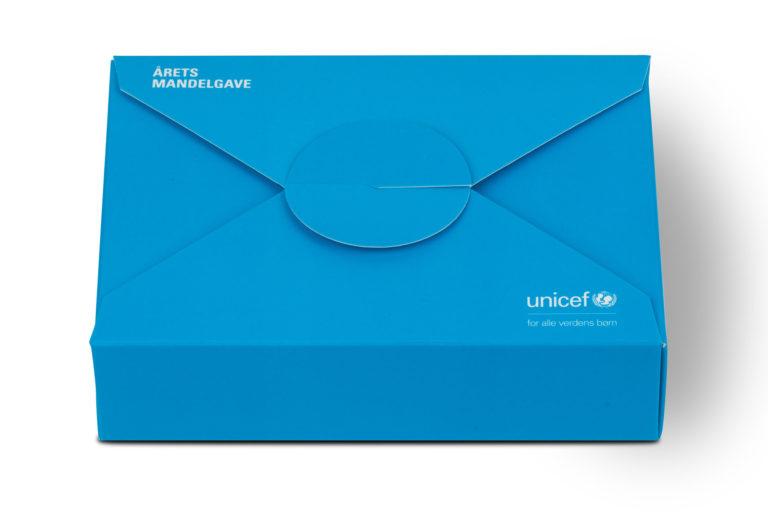 UNICEF mandelgaven er årets mandelgave - giv årets mandelgave til børn, der har brug for den