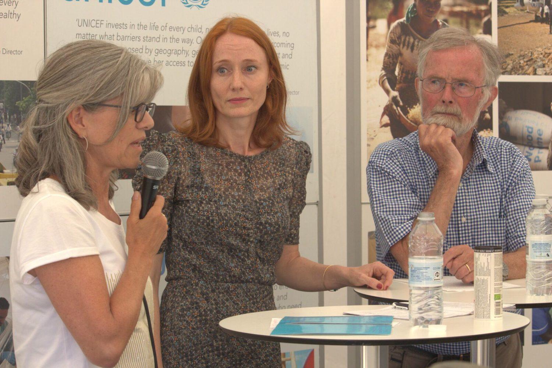 Anne Mette Friis er Børne- og ungechef hos UNICEF Danmark.