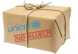 Julenødhjælpspakke med vinterhjælp til syriske børn