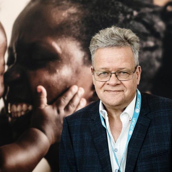 Steen M Andersen, Generalsekretær i UNICEF Danmark