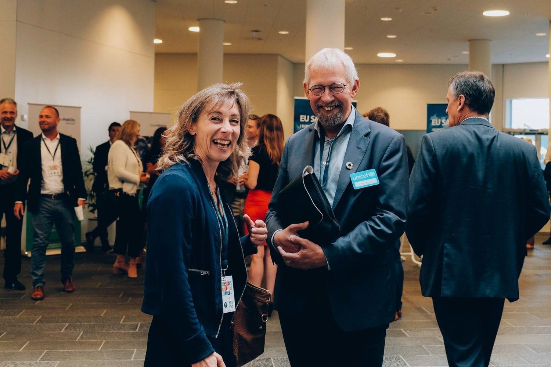 Formand for UNICEF Danmarks bestyrelse Alfred Josefsen til VL Døgn i FN-byen