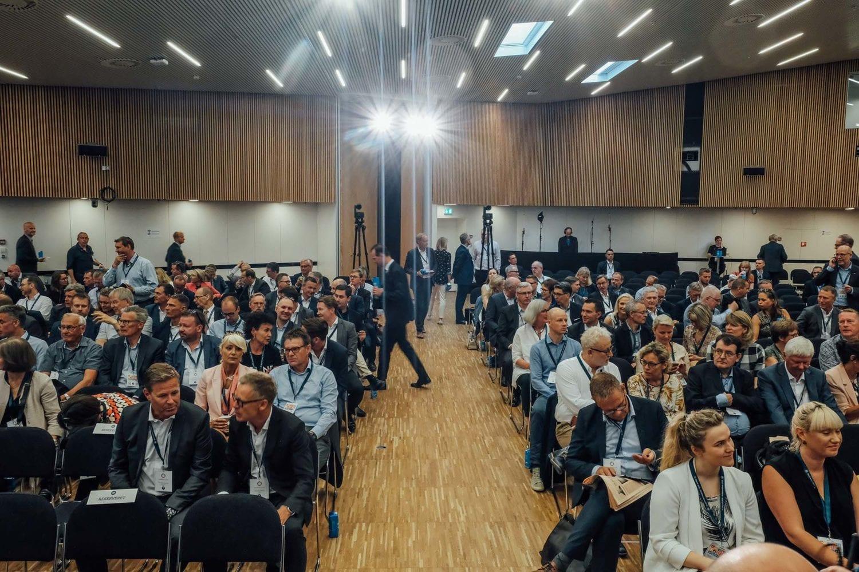 FN-byens auditorium summer af liv til årets VL Døgn