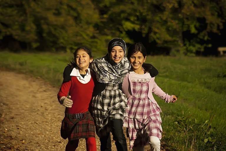 Eleverne fra Værebro Skole (nu Skovbrynet Skole) samlede sammen over 28.000 kr. ind. For de penge kan UNICEF blandt andet købe kladdehæfter og blyanter til 12.505 børn.