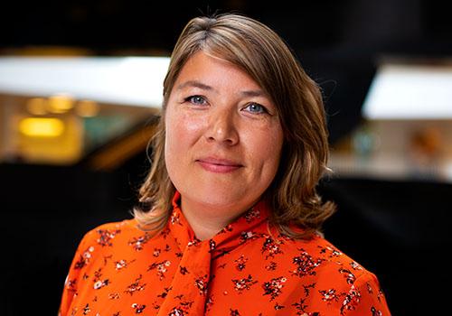 Sara Olsvig Programchef i Grønland