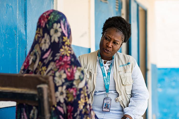 Mali-psykosocial-støtte-børneægteskab