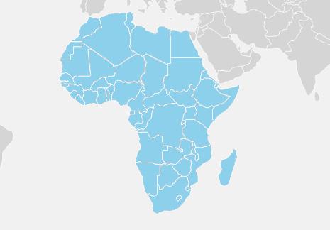 Mange lande i Afrika syd for Sahara kæmper med fattigdom, konflikter og naturkatastrofer, og det bringer millioner af børns liv i fare.