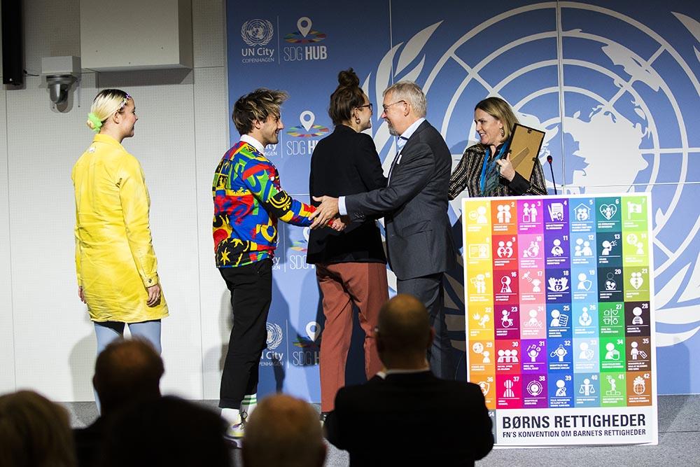 Her modtager DR's Ultra Nyt UNICEF Prisen 2019