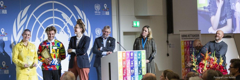 DR's Ultra nyt vinder UNICEF Prisen 2019