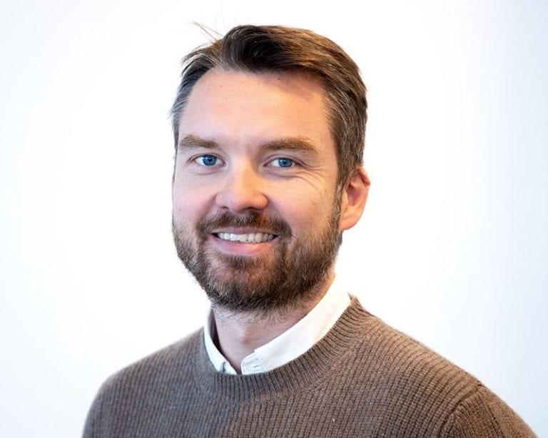 Peter Lykke Lind, Presseansvarlig, UNICEF Danmark
