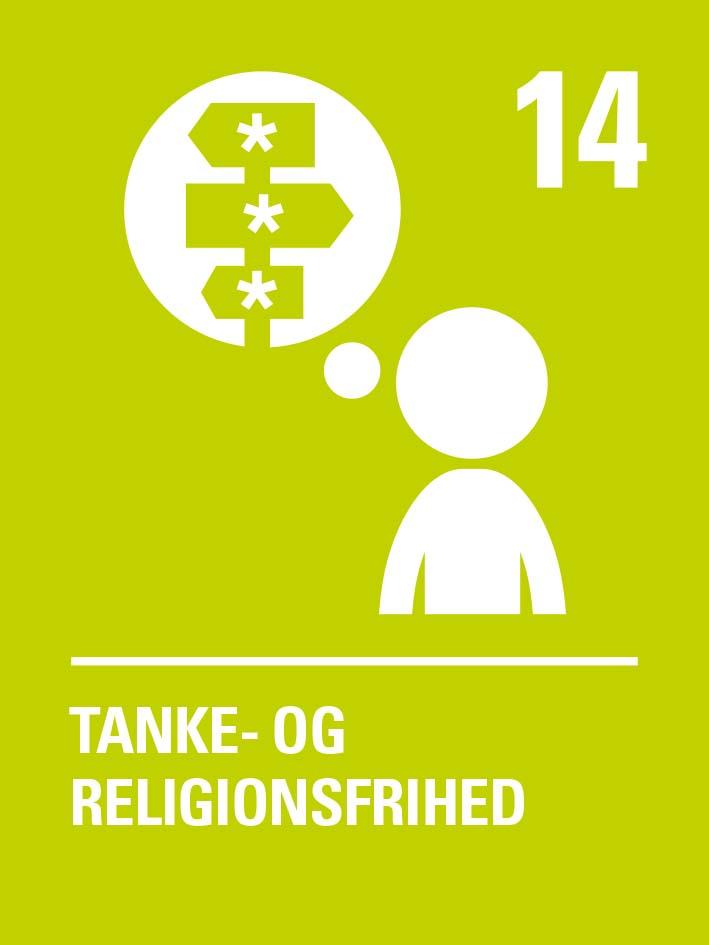 Tanke- og religionsfrihed