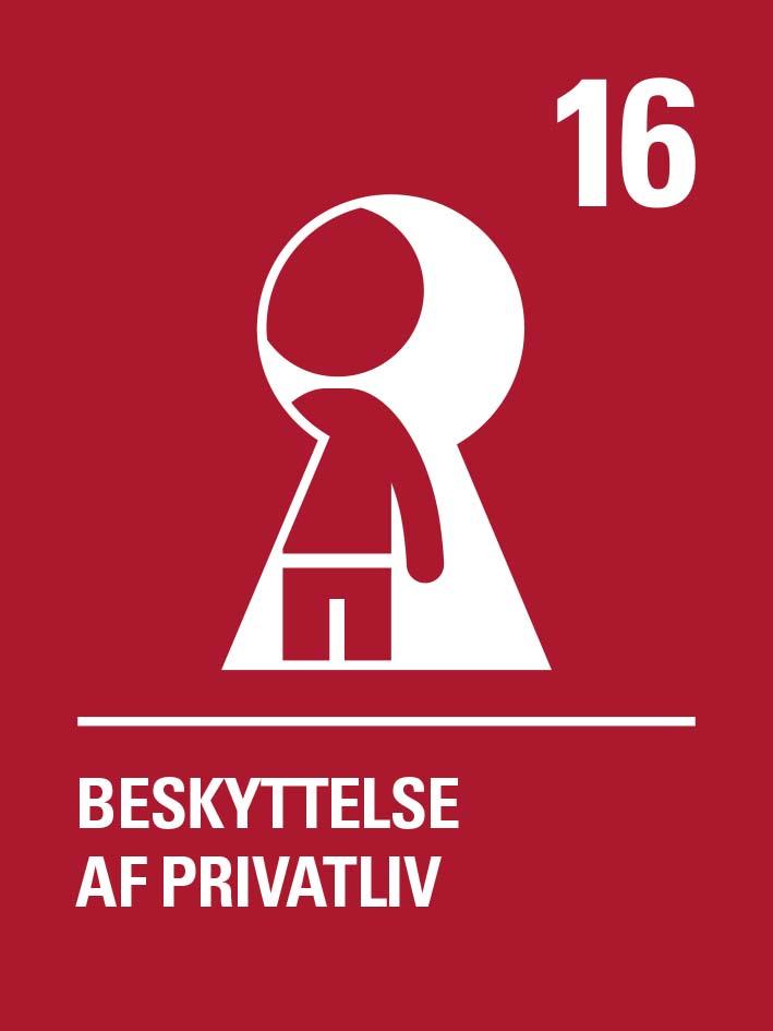 Beskyttelse af privatliv