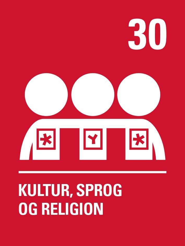 Kultur, sprog og religion