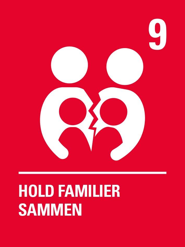 Hold familier sammen