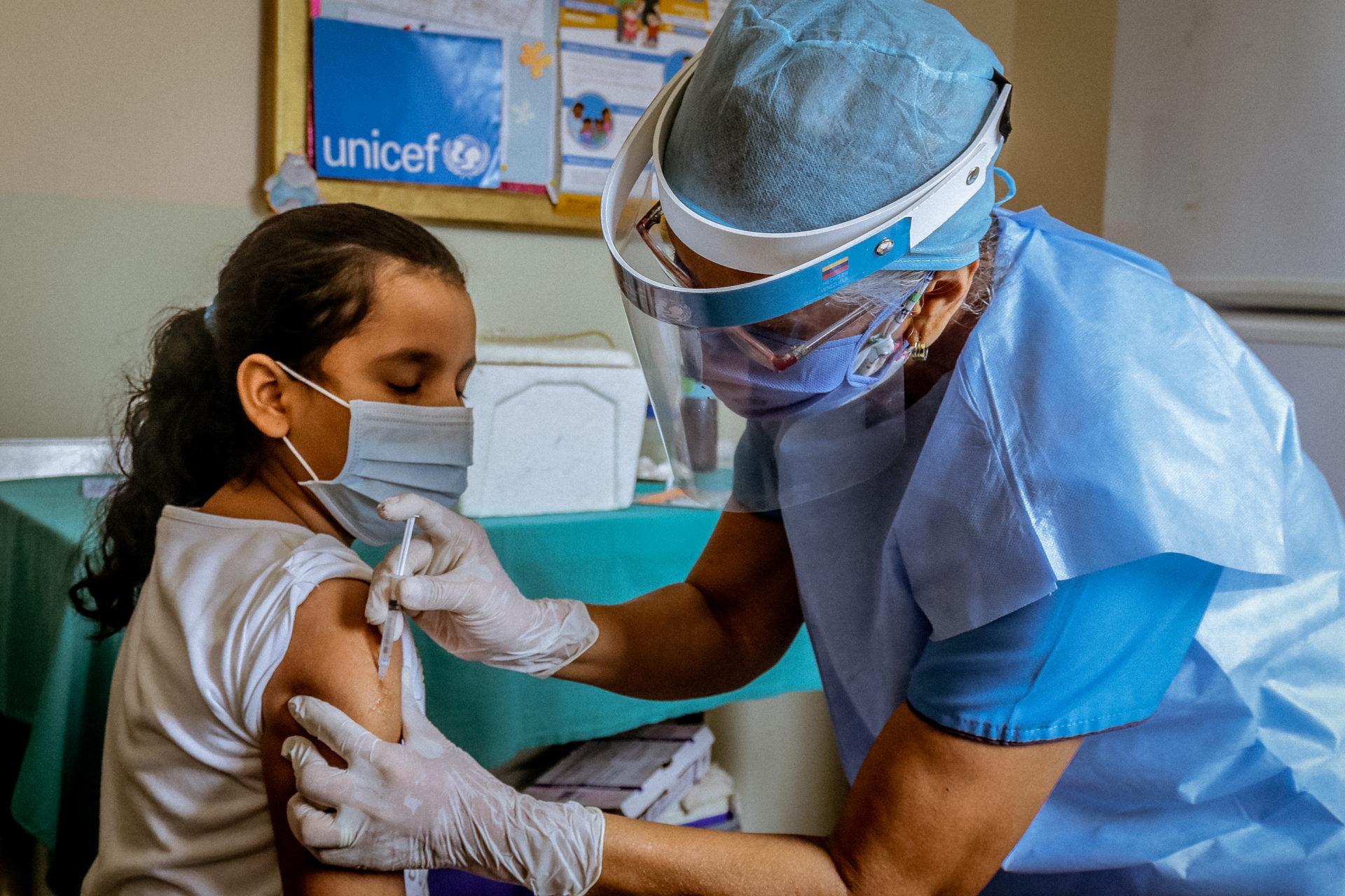 UNICEF beder om rekordstort beløb ovenpå COVID-19